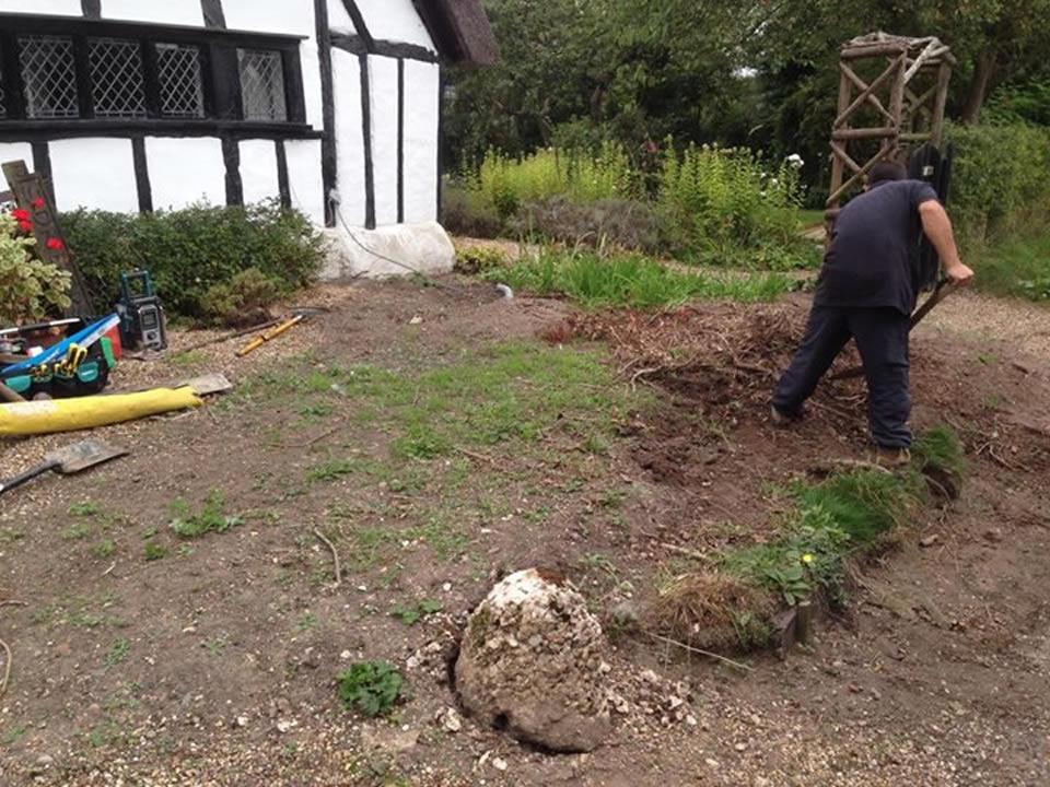 Colchester landscapes for General garden services